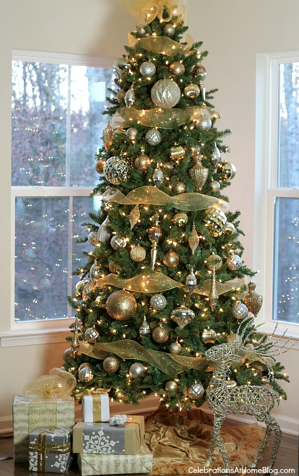 tips for decorating your christmas tree celebrations at home